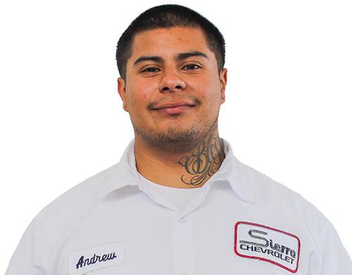 Andrew Vega
