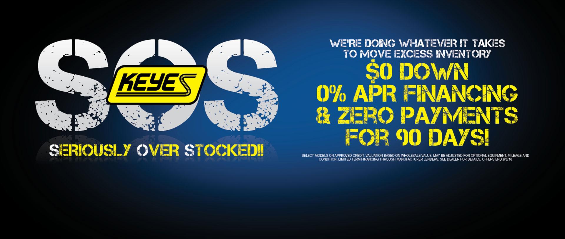 SOS Sale