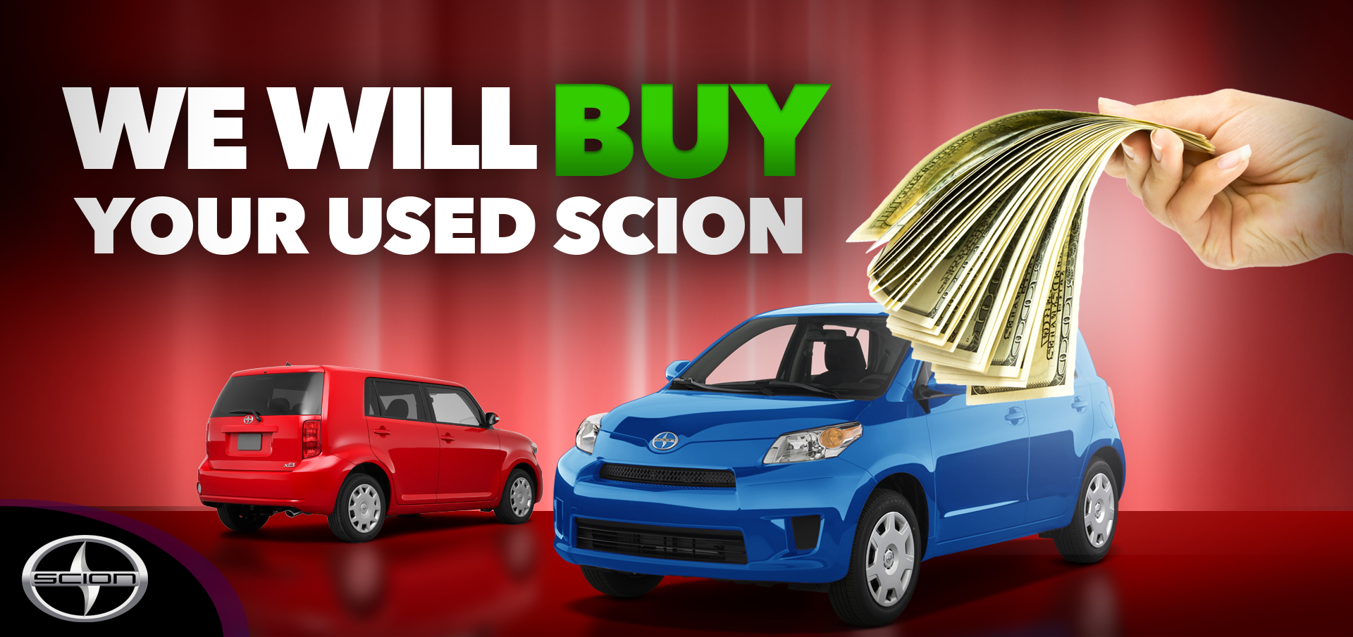 Buy Used Scion