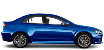 Heritage Mitsubishi Lancer Evolution