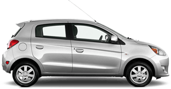 Mitsubishi Mirage in Price