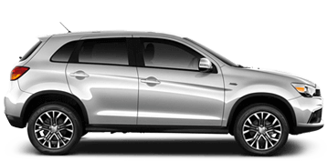 Mitsubishi Outlander Sport in Price