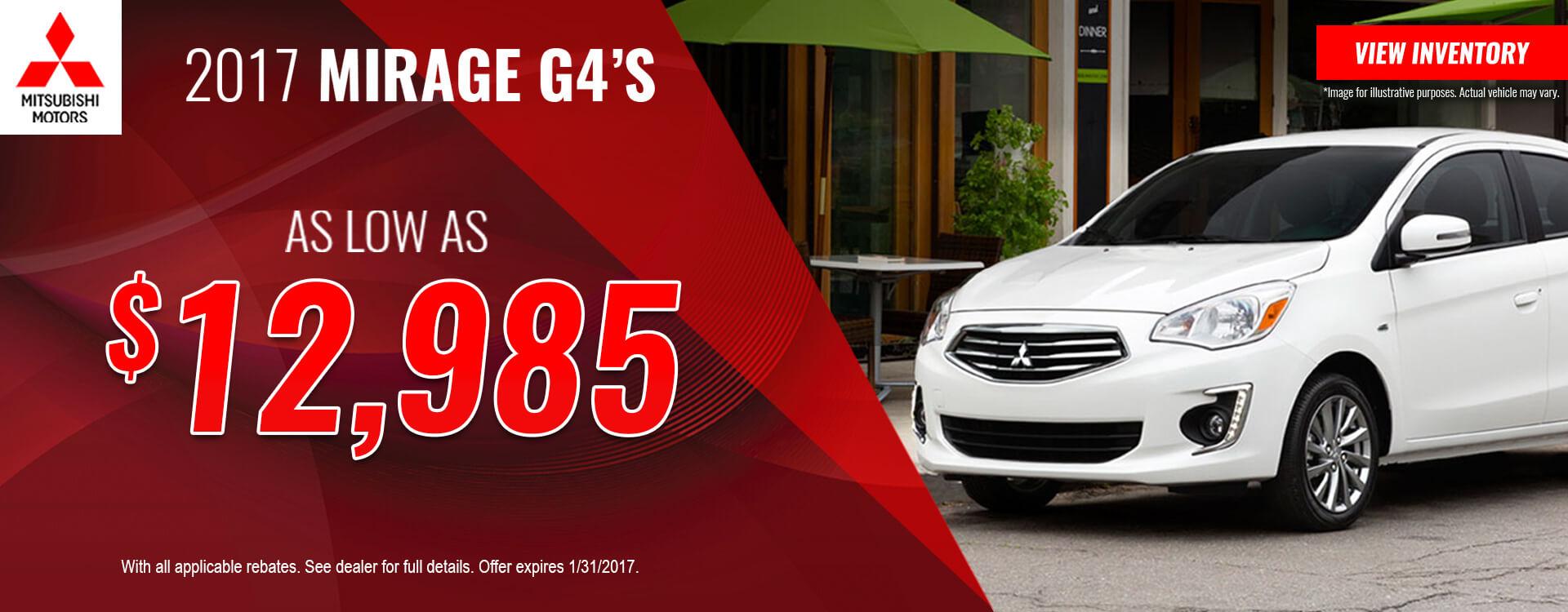 Mirage G4