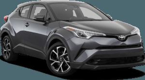 Right Toyota C-HR