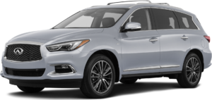 QX60 in Maple Heights