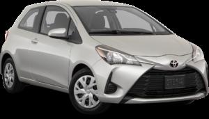 Right Toyota Yaris