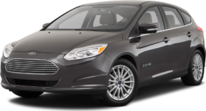Colley Ford Focus Electric