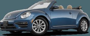 Riverside Volkswagen Beetle Convertible