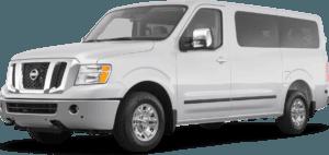 Nissan NVP Rental Car Oxnard, CA