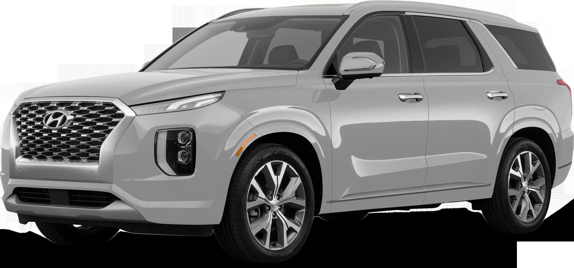 2021 Hyundai Palisade Luxury Luxury 8-Passenger AWD Regular Unleaded V-6 3.8 L/231 [18]