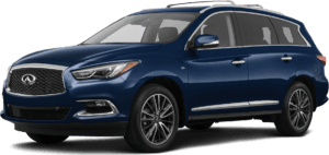 QX60 in Paradise Valley