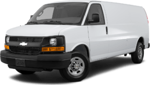 Mountain View Chevrolet Express Cargo Van