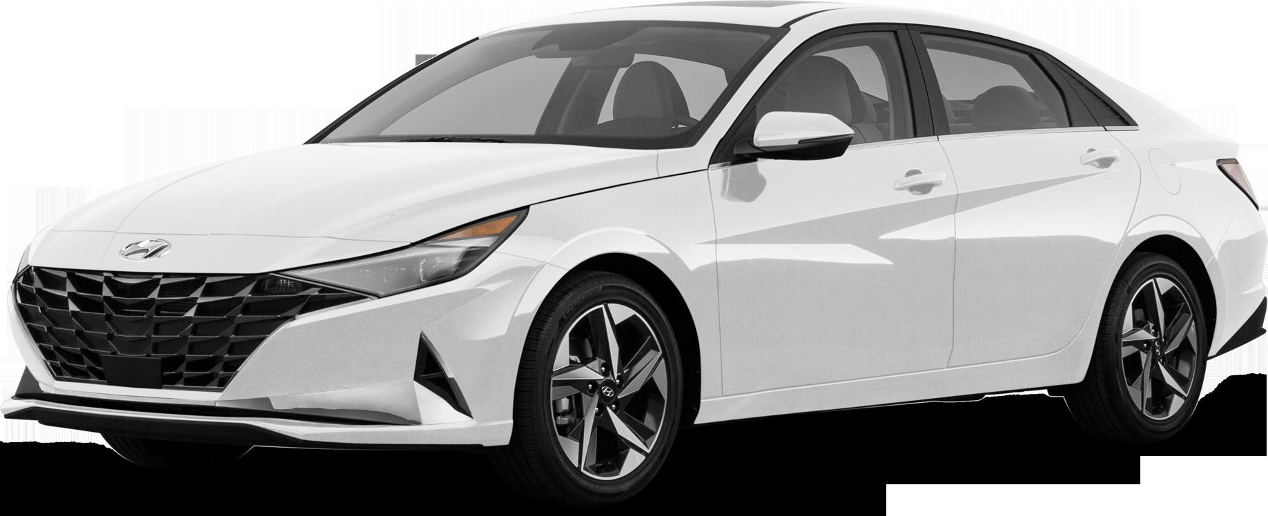 2021 Hyundai Elantra Hybrid Preferred Preferred DCT Gas/Electric I-4 1.6 L/96 [2]