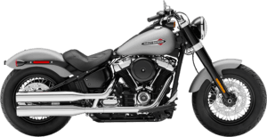SOFTAIL SLIM in Seneca