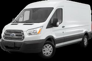 Colley Ford Transit Cargo Van
