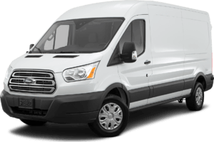 Colley Ford Transit Cargo Van