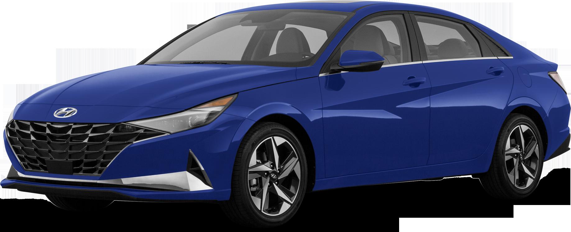 2021 Hyundai Elantra Hybrid Preferred Preferred DCT Gas/Electric I-4 1.6 L/96 [0]