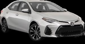 Right Toyota Corolla