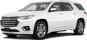 Landers McLarty Chevrolet Traverse