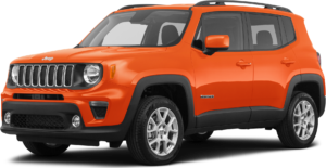 JEEP RENEGADE in Alhambra