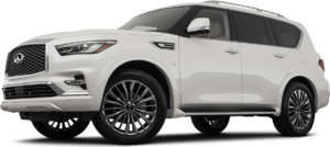 2018 Infiniti QX80 Premium ALL-WHEEL-DRIVE
