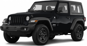JEEP WRANGLER 2-DOOR in Brea