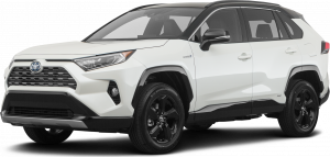 RAV4 HYBRID in Verdugo City
