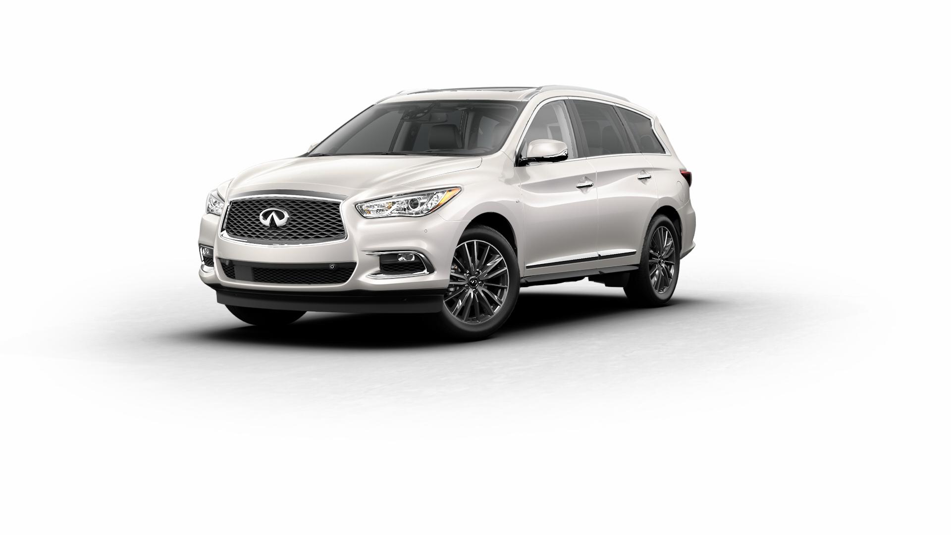 2020 INFINITI QX60 LUXE LUXE AWD Premium Unleaded V-6 3.5 L/213 [11]