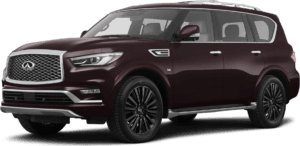QX80 in Paradise Valley