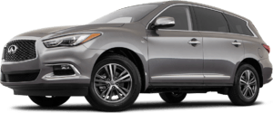 2019 Infiniti QX60 LUXE ALL-WHEEL DRIVE