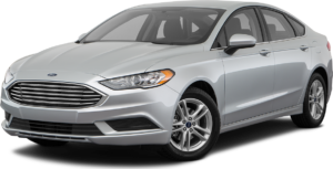 Colley Ford Fusion