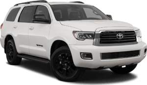 Right Toyota Sequoia