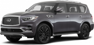 QX80 in Sea Cliff