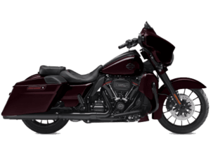 CVO STREET GLIDE in Greenville