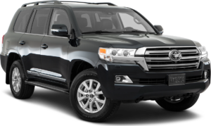 Right Toyota Land Cruiser