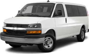 Mountain View Chevrolet Express Passenger