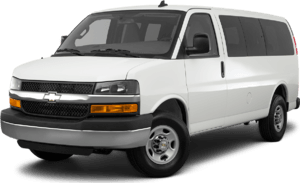 Tom Bell Chevrolet Express Passenger