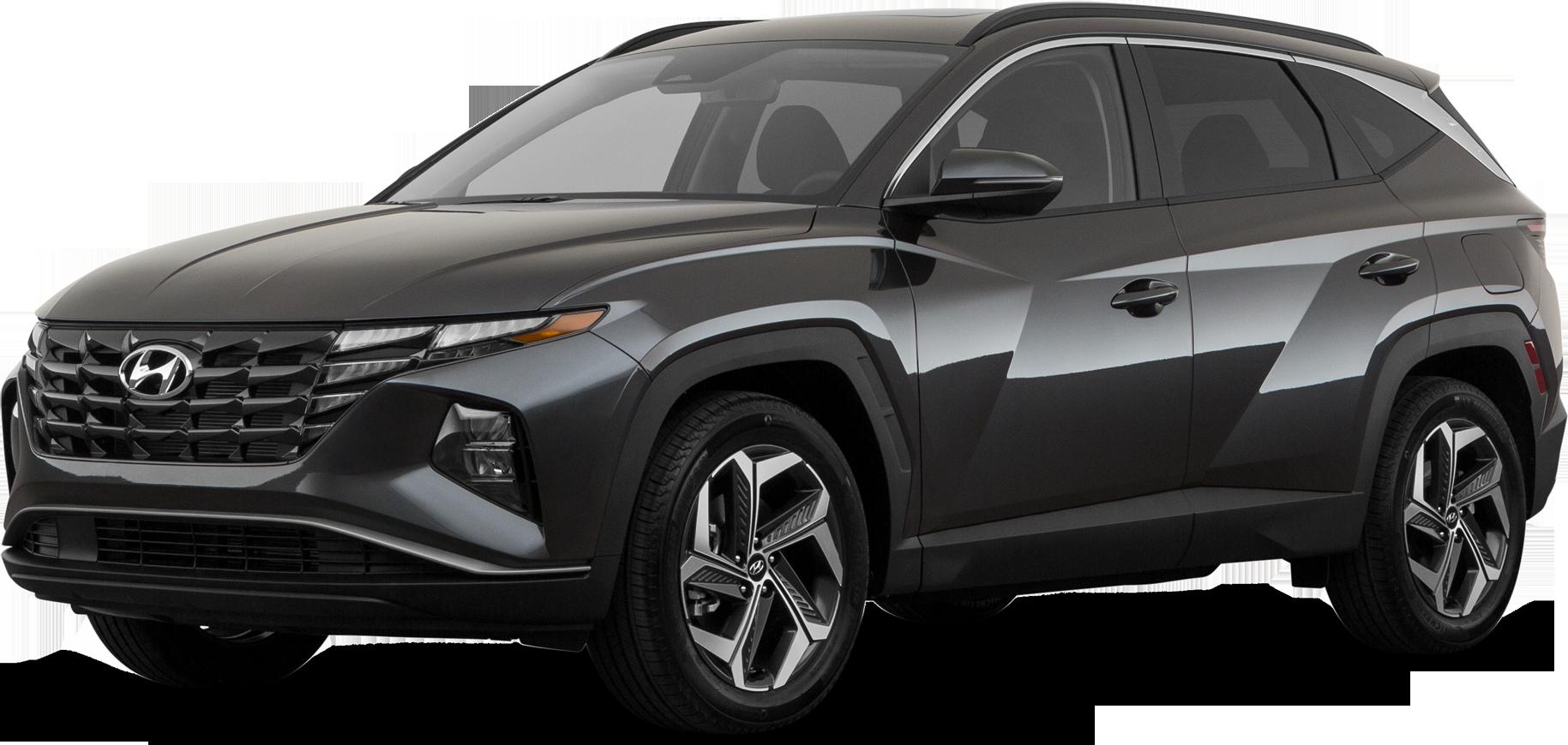 2022 Hyundai Tucson Preferred Preferred FWD Regular Unleaded I-4 2.5 L/152 [7]