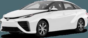 Right Toyota Mirai