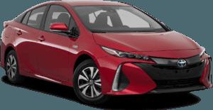 Right Toyota Prius Prime