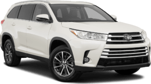 Right Toyota Highlander