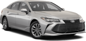 Right Toyota Avalon Hybrid