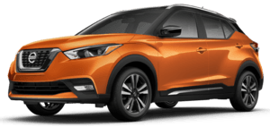 Nissan Kicks Rental Car Casa, CA