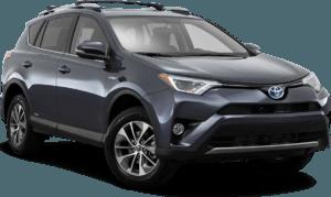 Right Toyota Rav4 Hybrid