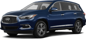 QX60 in Garnet Valley