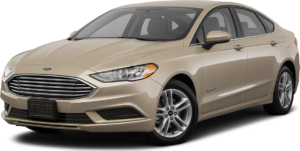 Colley Ford Fusion Hybrid