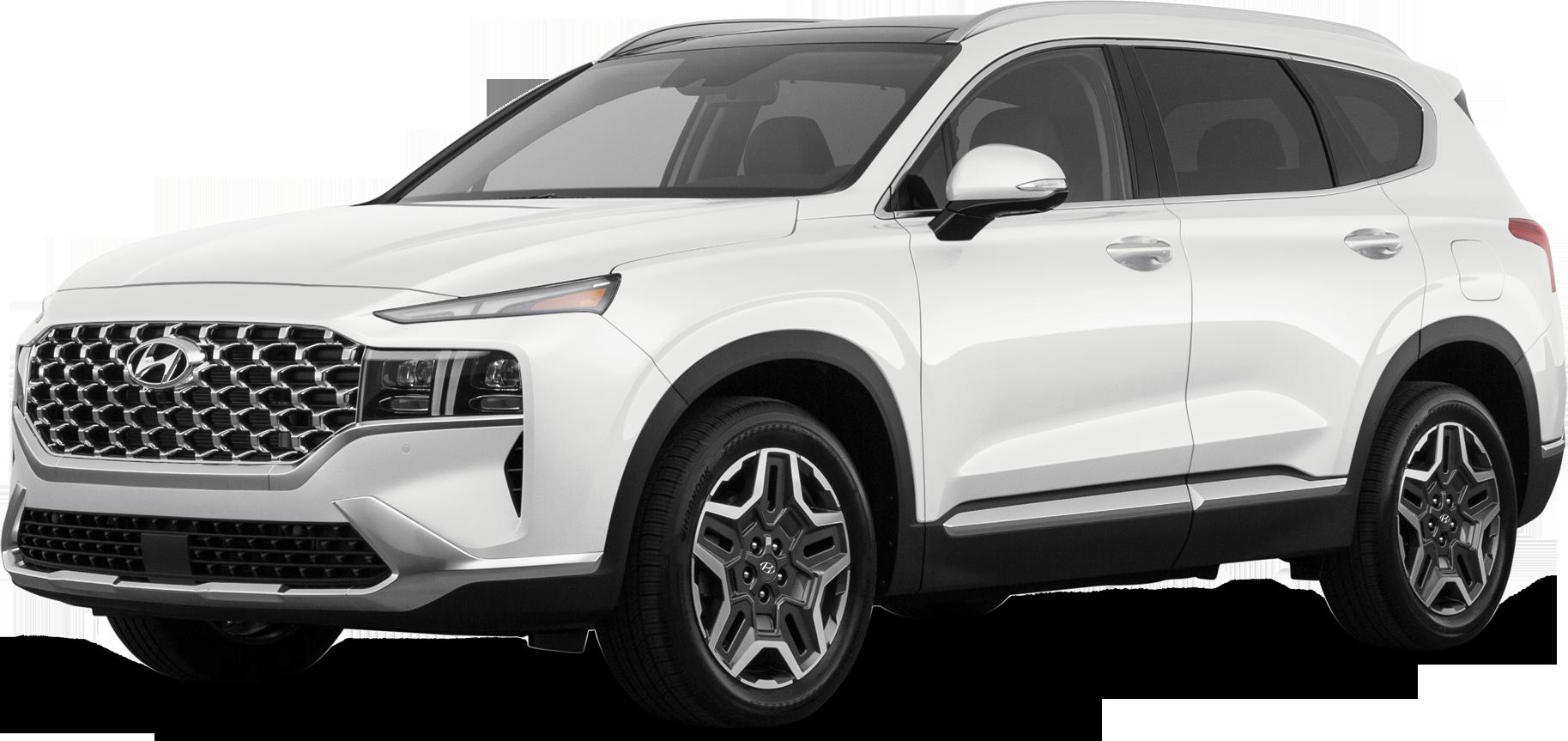 2021 Hyundai Santa Fe Preferred Preferred AWD w/Trend Package Regular Unleaded I-4 2.5 L/152 [2]