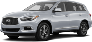 QX60 in Sea Cliff