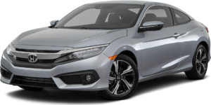 Woodland Hills Honda Civic Coupe