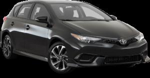 Right Toyota Corolla iM